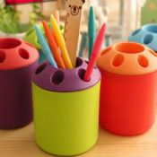 plastic acrylic pen holder images