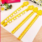 yellow duck acrylic ruler images