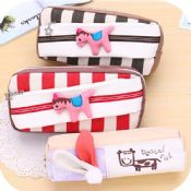 canvas pencil case for kids images