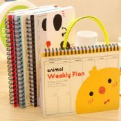 cartoon printed paper notebooks images