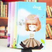girl notebook images
