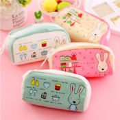 lovely rabbit big zipperpencil case images