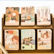 Travel Floating Town cool paper notebooks images