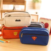 two layer hero multifunction high school pencil case images