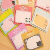 cartoon paper sticky note book images