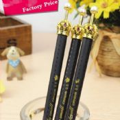 cute crown design black ink pen images