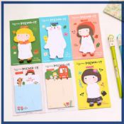 Korean Style animal shaped sticky notes images