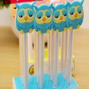 owl korean school kids gel pen images