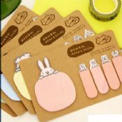 rabbit animal sticky notes images