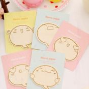 Smile Face shaped sticky notes images