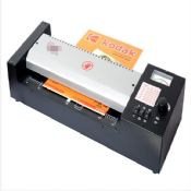 4 rollers steel case laminator images