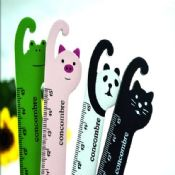 animal shaped wooden color ruler images