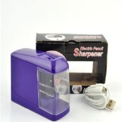 electric pencil sharpener with USB adapter images