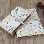 diary notebook with pen attached images