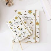 organizer notebooks with elastic band images