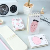 Pocket Note Book with Memo Paper Sticker images
