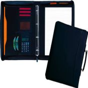 PU Leather 4 Ring Binder images