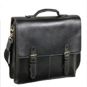 Classical Leather Organizer Briefcase images